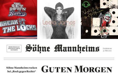 Söhne Mannheims Archives Shakefm