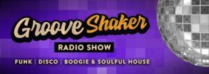 Groove Shaker Banner